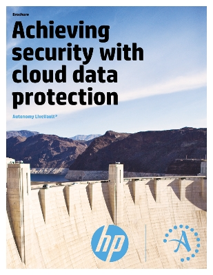 Achieving security with cloud data protection