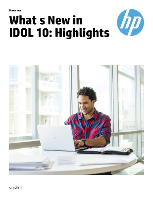 What's New in IDOL 10: Highlights