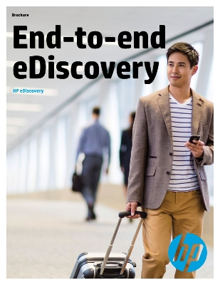 End-to-end eDiscovery