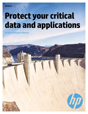 Protect your critical data and applications