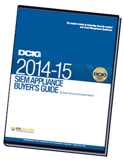 DCIG 2015 SIEM Buyer's Guide